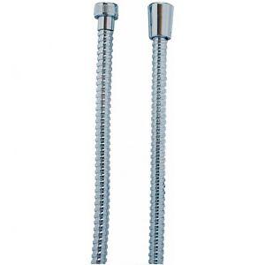 Brauseschlauch Metall 150cm chrom