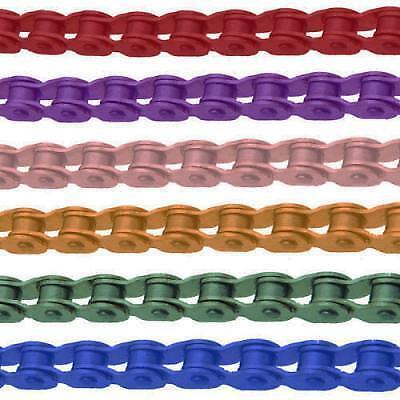 YBN 918 1//2 link chain 1//8 Anodised