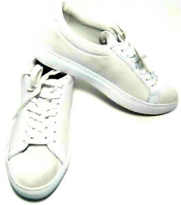 Lacoste-Mens-Shoes-L-12-12-BL-2-White-Sneakers-733cam-1003001-Size-8-USA-7-UK