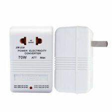 SINGWAY 100W 110V//120V to 220V//240V Step-Up/&Down Voltage Converter Transfor M6S9