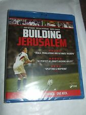BUILDING JERUSALEM England Rugby World Cup  BLU RAY NEW & SEALED