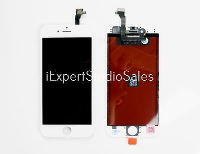 New White LCD for Apple iPhone 6 Display Touch Screen Digitizer Frame 4.7""