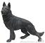 Large-22cm-German-Shepherd-bronze-effect-ornament-figurine-Alsatian-lover-gift thumbnail 7