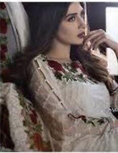 Suits etc Designer Safina b maria baroque Ahmed pakistanaise sana gul indienne rqnCvrEfw
