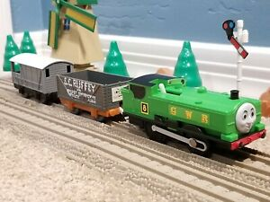 TOMY-Trackmaster-Thomas-amp-Friends-034-DUCK-034-2006-Toad-SC-Ruffey-WORKING-Motorized