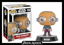 STAR WARS FORCE AWAKENS - MAZ KANATA FUNKO POP! VINYL FIGURE #108