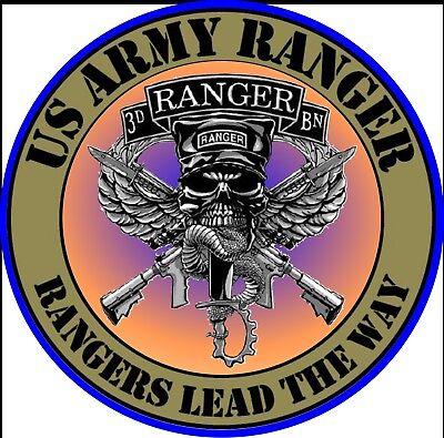 Army Rangers Emblem