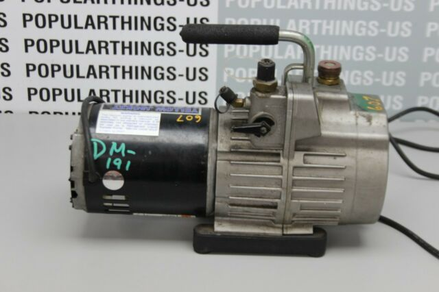Yellow Jacket Vacuum Pump 93460 Parts
