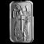thumbnail 6 - 1oz .999 Silver Bar - Scottsdale Mint Archangel Silver Bullion Bar #A522