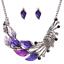 Fashion-Crystal-Necklace-Bib-Choker-Chain-Chunk-Statement-Pendant-Women-Jewelry thumbnail 71