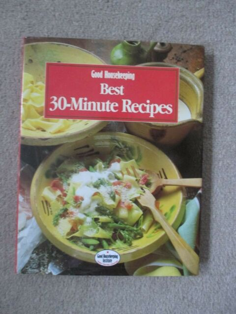 Good Housekeeping 30 Minute Recipes
