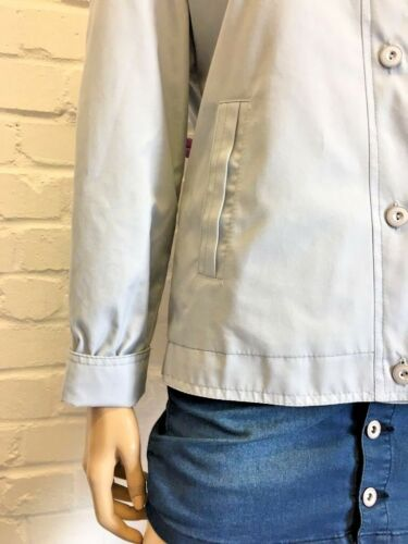 Dove 12 Jacket Grey Vintage Beautiful Dannimac Rain Uk qIAYnqpa
