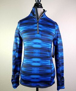 NWT-RALPH-LAUREN-Top-1-4-Zip-Pullover-Jacket-Running-Athletic-Yoga-Stretch-Shirt
