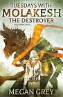 Tuesdays with Molakesh the Destroyer and Other Tales by Megan Grey (Paperback / softback, 2016)