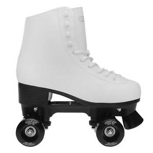 No Fear Womens Figure Roller Skates Quad Lace Up