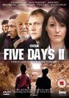 Suranne Jones Matthew Mcnulty-five Days Series 2 DVD