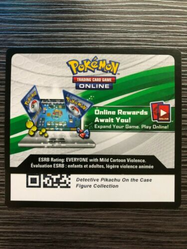 Pokemon Detective Pikachu On The Case Figure Collection Online Promo Code