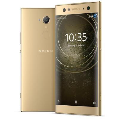 Sony Xperia XA2 Ultra gold Android 8.0 Smartphone