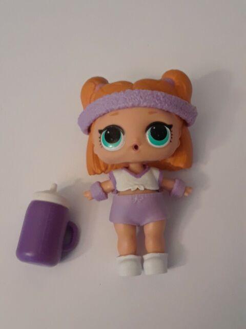 LOL Surprise Dolls Figure Toy Series 3-015 Confetti Pop Gift Sprints Big Sister