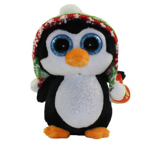 TY Beanie Boo Boos Christmas     Penelope the Penguin     Various ... afac43cfe92