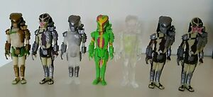 Funko-ReAction-Predators-Set-of-7-Predators-Action-Figures-New-Without-Box