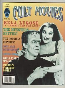 Cult-Movies-16-VG-FN-1995-Munsters