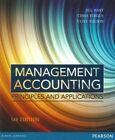 Management Accounting: Principles and Applications by Jill Hart, Clive Wilson, Chris Fergus (Paperback, 2012)