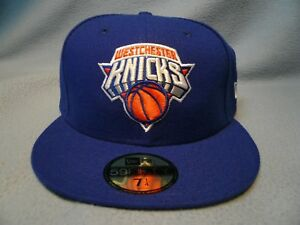 New-Era-59fifty-Westchester-Knicks-BRAND-NEW-Fitted-cap-hat-NBA-G-League-NY