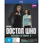 Doctor Who Series Season 9 Part 2 blu ray Region 4 Limited Edition