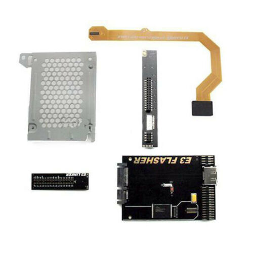 NEW E3 Nor Flasher E3 Paperback Edition Downgrade Tool Kit for Flash Consol Y2A8