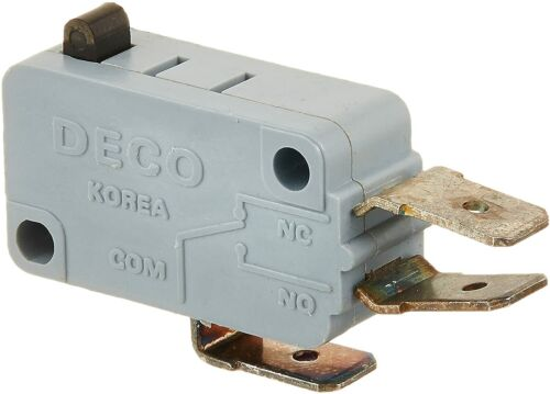 Microwave Door DECO Micro Safety Switch W10211972 28QBP0496 207166 8206345 VP533