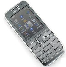 Nokia E52 Cell Phone - Unlocked Smartphone GREY ORIGINAL MADE IN FINLAND