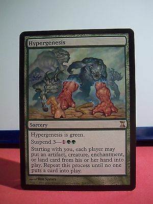 MTG Magic - Hypergenesis Time Spiral R SP