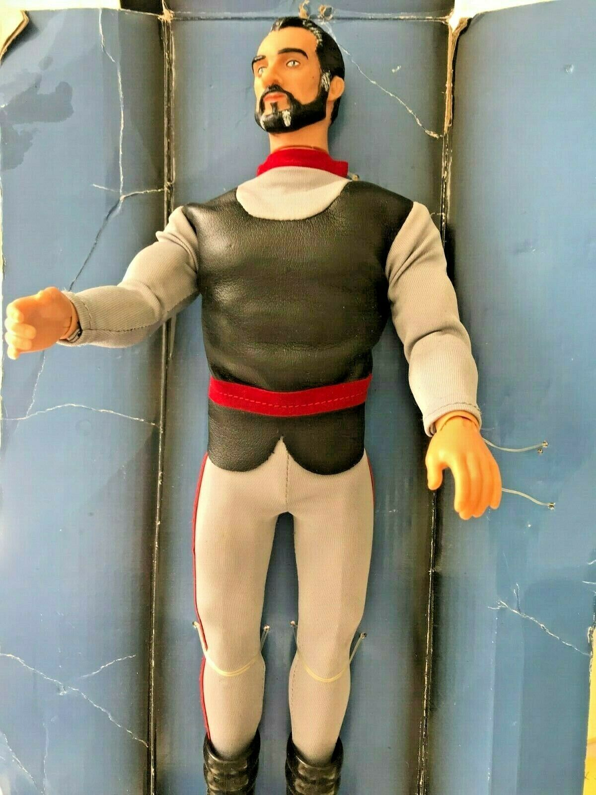 DC SUPERuomo Generale Zod  esclusiva azione cifra Vintage Nuovo  negozio d'offerta