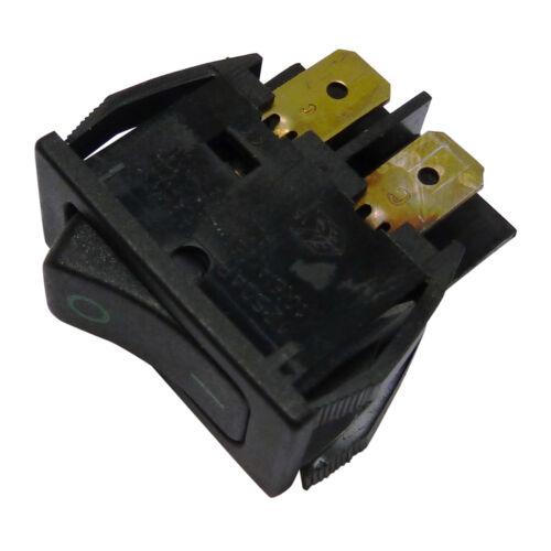 SAECO 1x interrupteur marche//arrêt un//interrupteur Power Switch Interrupteur on//off complet