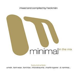 Minimal-In-The-Mix-Artisti-Vari-cd-Nuovo