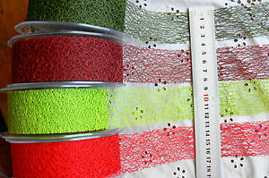 Mesh-Ribbon-36-37mm-wide-5-other-metre-lengths-4-Colour-Choice-LRD5