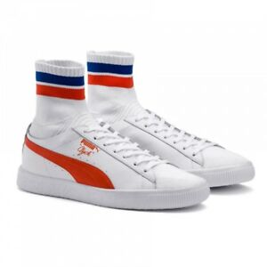 PUMA - CLYDE SOCK NYC - 364948 04 - Men s Shoes - White ... d8aaa9562