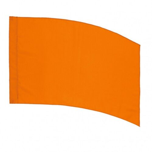 6/' Black Aluminum Color Guard Pole and Flag Package Director/'s Showcase