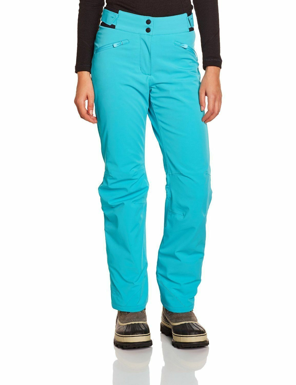 NEW Eider ST Anton damen Ski Trousers pants Aqua Blau Größe  UK 10 Reg