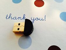 Mini CSR 4.0 USB Bluetooth Dongle - !!Ships from the USA!!