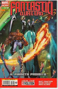 FANTASTICI QUATTRO n°3 - Marvel Now