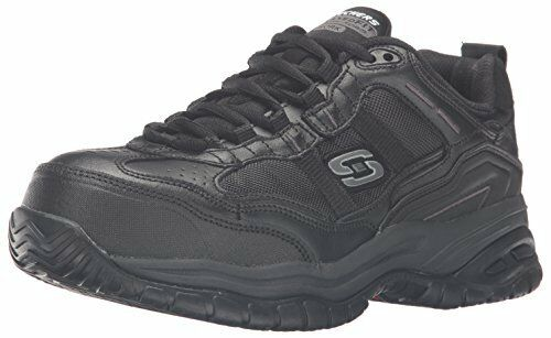 Skechers for Work Uomo Relaxed Fit Soft Stride Grinnel Comp- Pick SZ/Color.
