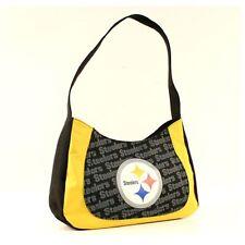 PITTSBURGH STEELERS ~ Ladies Womens Swag Style Handbag Logo Purse ~ Brand New!
