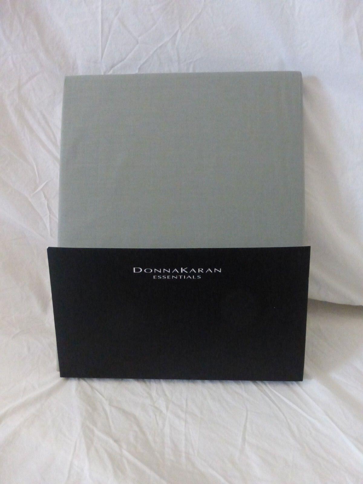 women Karan Essentials Twlight Classics & Tailored Pleats King Bedskirt  165 NIP