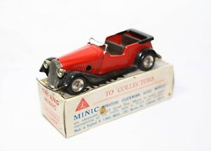 Triang-Minic-17M-Vauxhall-Tourer-In-Its-Original-Box-Excellent-Vintage-Model