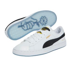 Details about PUMA x BTS Basket Patent Sneakers (368278-01)