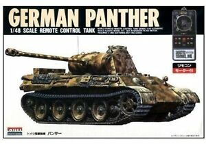Microace-Arii-241011-1-48-German-Panther-Remote-Control-Tank-F-S-w-Tracking-NEW