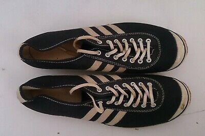 USA Black 8.5 Shoes Trainers Sneakers 8