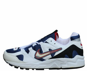 5ae748376920 Nike Air Structure Triax Navy   Deep Red (Size 6.5) DS vintage 90s ...